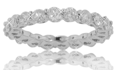 2.75 Ct. TW Round Diamond Eternity Wedding Band
