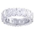 3.00 ct. TW Ladies Round Cut Diamond Eternity Wedding Band