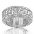 2.00 Ct. TW Ladies Antique Style Round Diamond Wedding Band