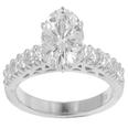 1.65 Ct. TW Round Diamond Engagement Ring