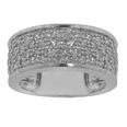 1.25 ct TW Ladies Round Cut Diamond Anniversary Band