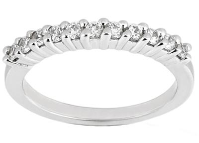 0.65 ct. TW Round Diamond Wedding Band